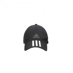 Adidas Unisex Black C40 6P 3S CLMLT Solid Baseball Cap f31d25feb51e