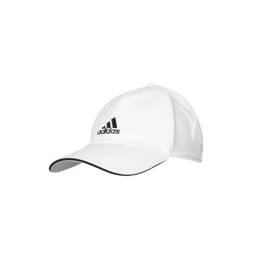 low priced e854e 269be ... Adidas Unisex White C40 5P CLMLT CA Solid Baseball Cap ...