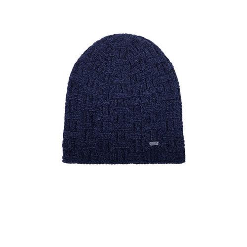 6dee46000 Buy NOISE Unisex Blue Solid Beanie online | Looksgud.in