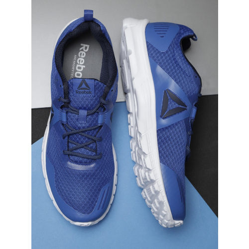 Reebok Men Blue Supreme 4.0 Running Shoes