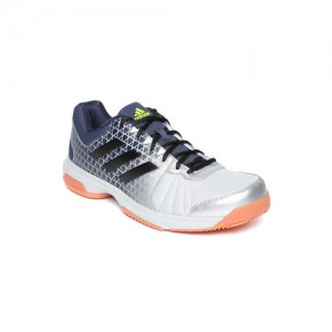f35168aa2373e Adidas Men Grey & Navy Net Nuts Indoor Tennis Shoes. ₹2399 ₹3999 2 Stores.  40% off. Adidas Pro Bounce 2018 Low Grey Basketball Shoes