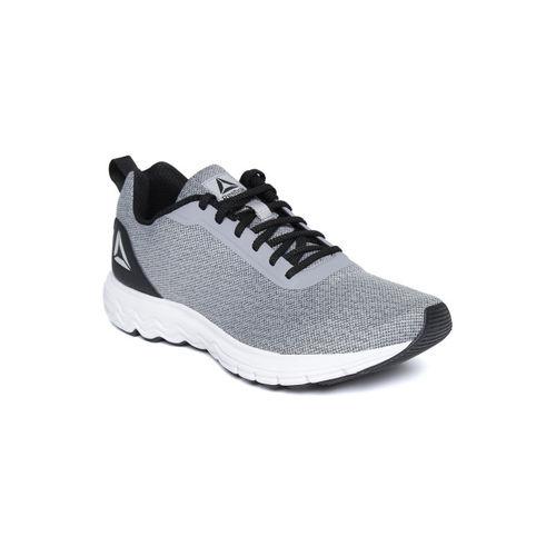 ae3d5c660061 Buy Reebok Men Grey   Black Avid Runner LP Shoes online