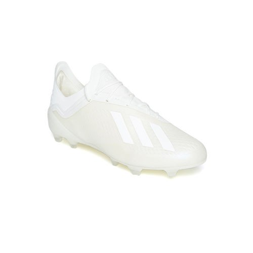 d8e3240d5f0f Buy Adidas Men Off-White X 18.1 Firm Ground Football Shoes online ...