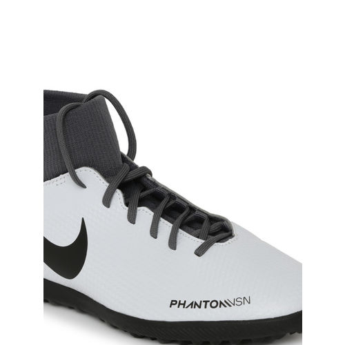 19cde0e61 Buy Nike Unisex Grey PHANTOM VSN CLUB DF TF Football Shoes online ...