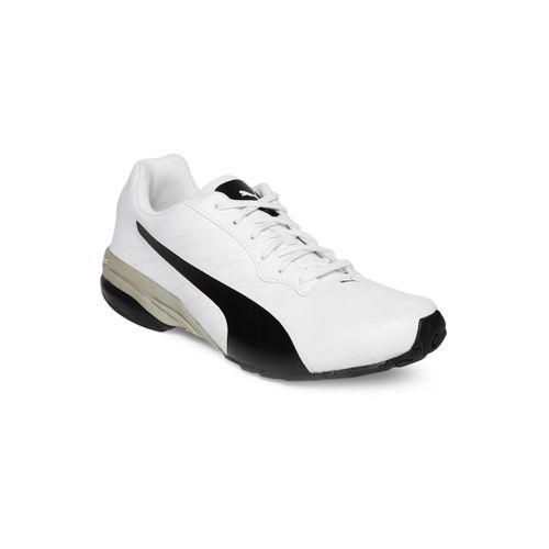 b20a97ba8a436d Buy Puma Men White Jago Comfort v2 Running Shoes online