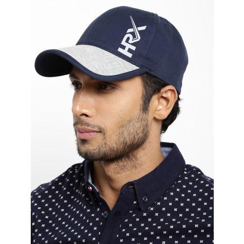HRX by Hrithik Roshan Men Navy Cap