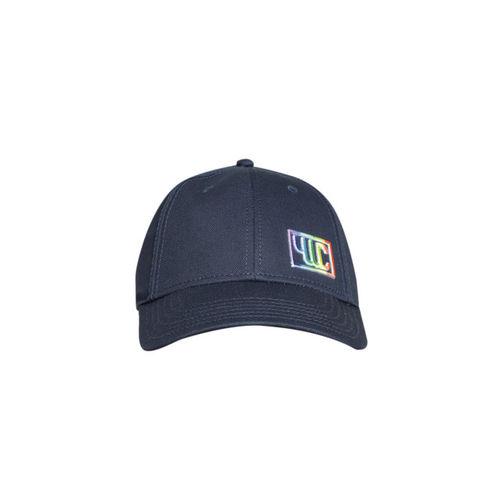 YWC Unisex Navy Embroidered Baseball Cap