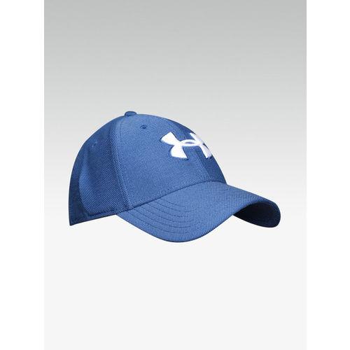 dd745f14e2b Buy UNDER ARMOUR Men Blue Heathered Blitzing 3.0 Cap online ...