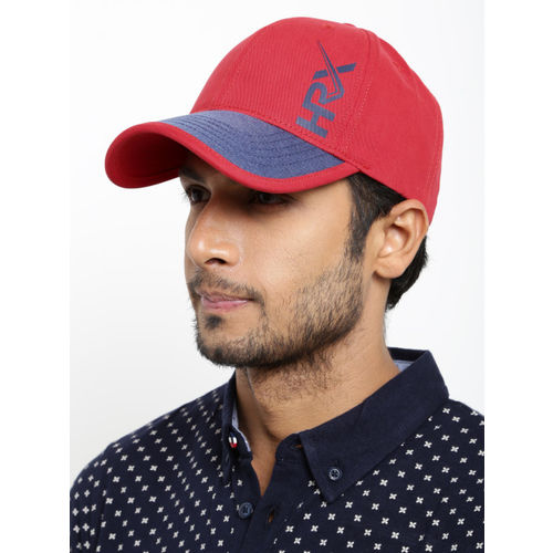 HRX by Hrithik Roshan Men Red Cap