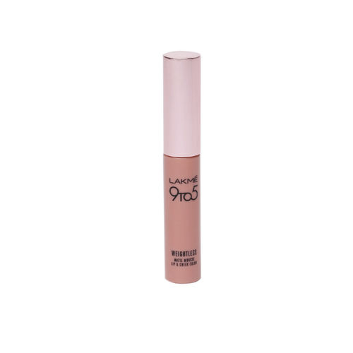 Lakme 9to5 Set of 2 Weightless Matte Mousse Lip & Cheek Color