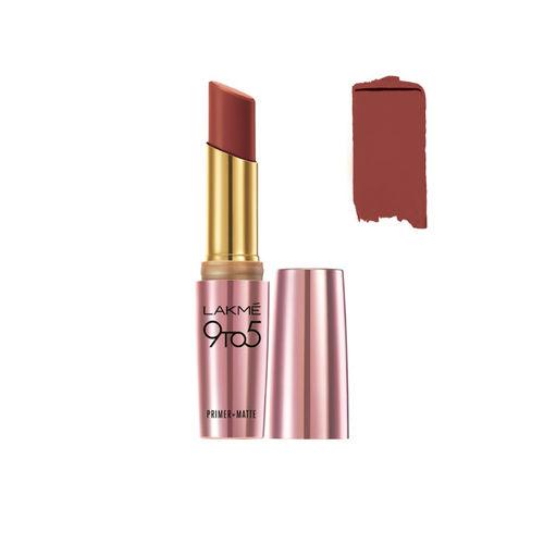 Lakme MR5 Roseate Motive 9 to 5 Primer + Matte Lip Color 3.6 g