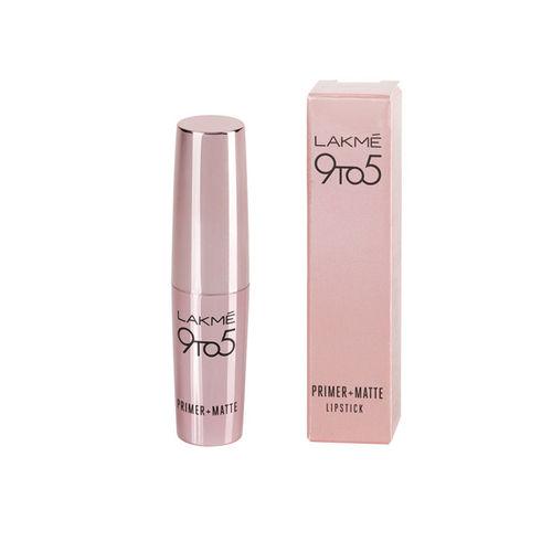 Lakme 9 to 5 Pink Perfect MP16 Primer + Matte Lip Color 3.6 g