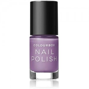 Oriflame Sweden COLOURBOX NAIL POLISH - SOFT LAVANDER