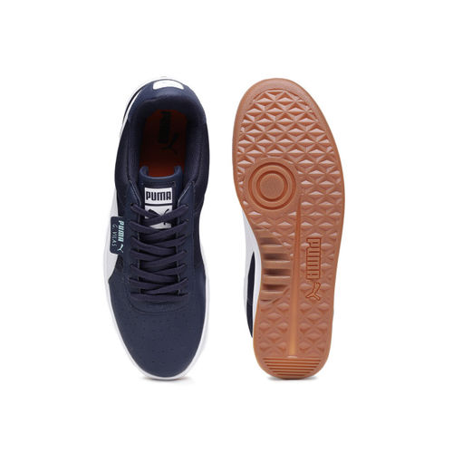 Puma Blue Sneakers For Men