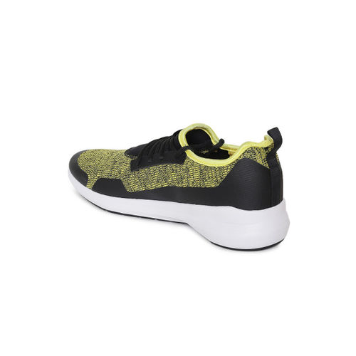 Puma Yellow Running Shoes For Men