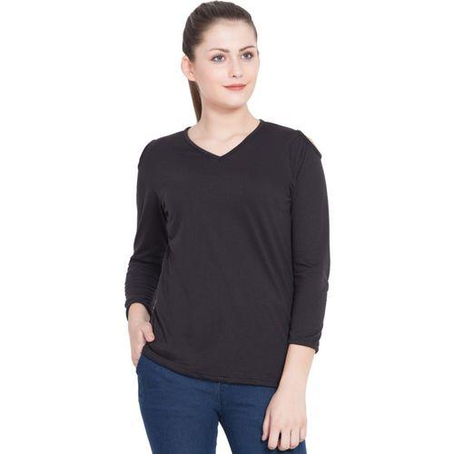 Aisa Fashion Full Sleeve Solid Women's Sweatshirt