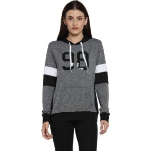 Ajile by Pantaloons Full Sleeve Printed Women's Sweatshirt