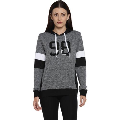 Ajile by Pantaloons Full Sleeve Printed Women's Sweatshirt