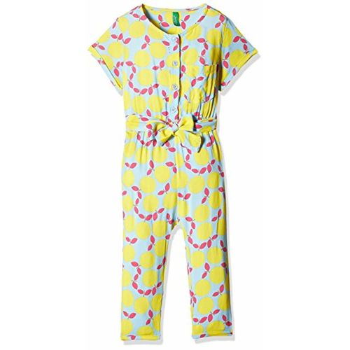 United Colors of Benetton Baby Girls' Jumpsuit
