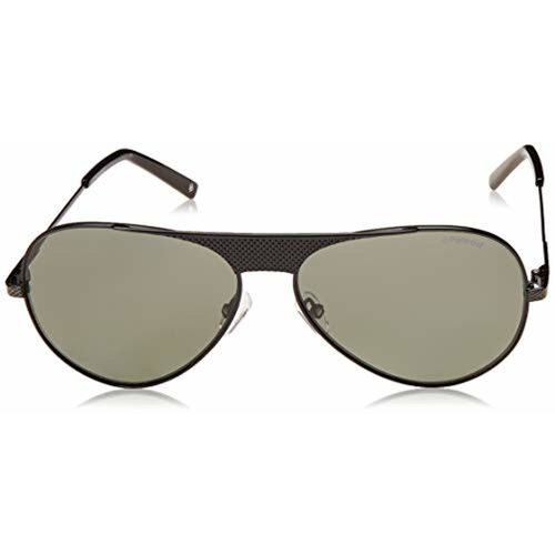 Polaroid Mirrored Aviator Unisex Sunglasses - (PLD 2067/S/X 807 60UC|60|Green Color Lens)