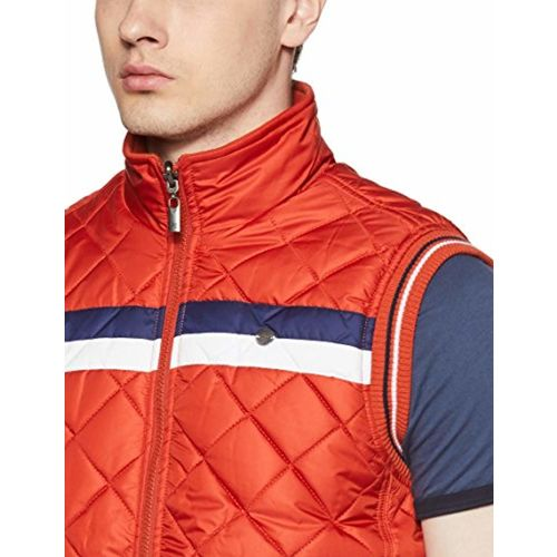 Peter England Men's Polyester Jacket