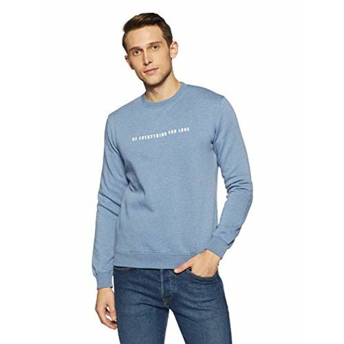 Peter England Men's Sweatshirt