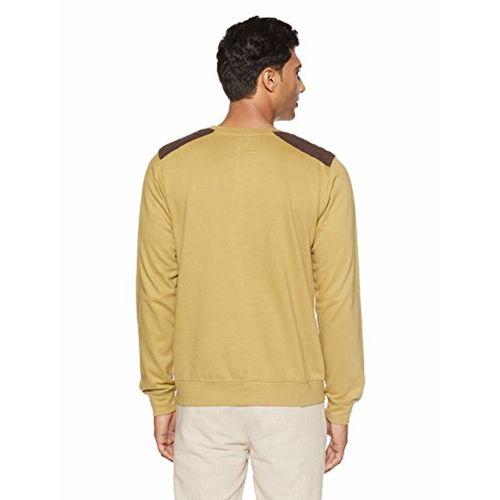 Peter England Men's Cotton Sweatshirt
