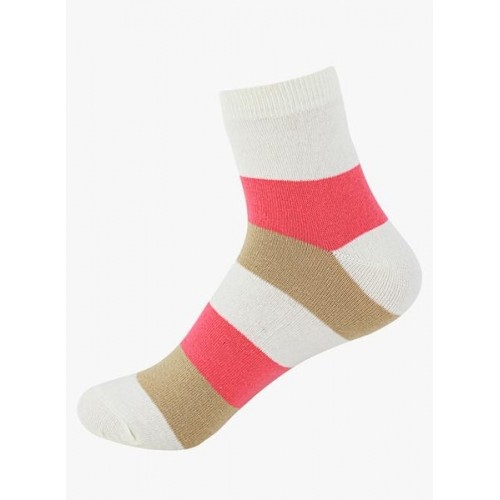 Supersox Multi Colored Cotton Printed Socks Pack Of 5
