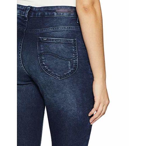 Lee Women's Skinny Jeans (L33269248147_Towel Bleach_28)