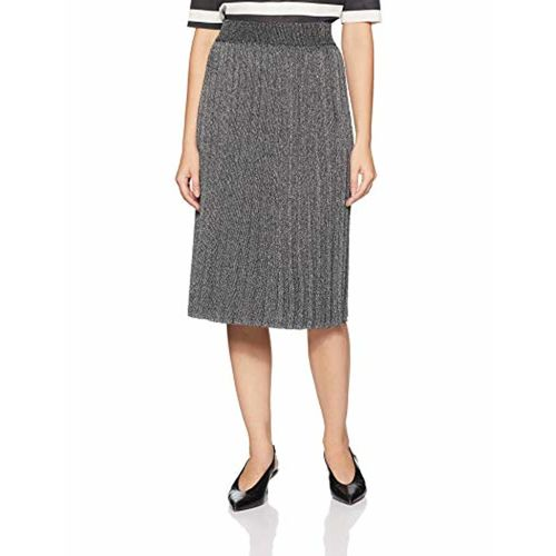 VERO MODA Women's Pleated Maxi Skirt