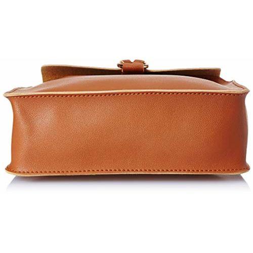Kanvas Katha Women's Sling Bag (Tan)