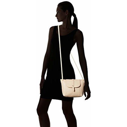Lino Perros Women's Sling Bag (Beige)