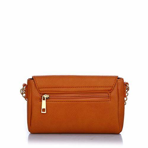 Caprese Phoenix Women's Sling Bag (Rust)
