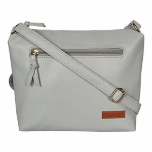 Lychee bags LYCHEE BAGS WOMENS GREY PU SLING BAG. ₹599 Amazon 4f184c7ff4945