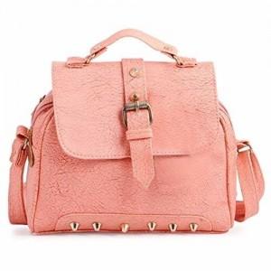 196cae246ef5 Buy Fur Jaden Women Pink PU Sling Bag online