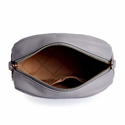 Lino Perros Women's Sling Bag (Grey)