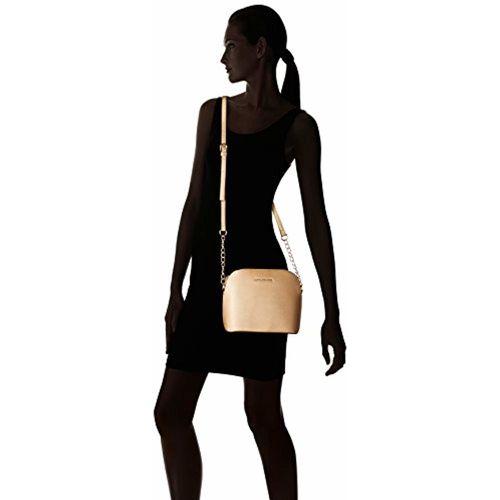 Lino Perros Women's Sling Bag (Golden)
