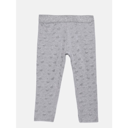 United Colors of Benetton United Colors Of Benetton Girls Grey Leggings