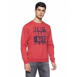 Pepe Jeans Men's Cotton Knitwear