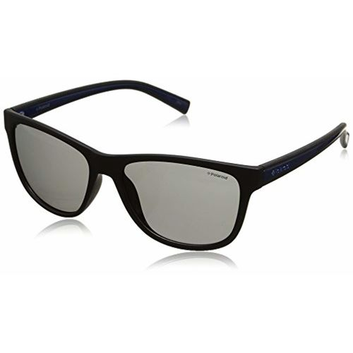Polaroid Polarized Rectangular Men's Sunglasses - (PLD 2009/S QLF 57AH|57|Grey Color)