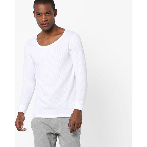 HANES Ribbed Thermal Vest