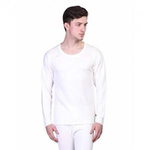 VIMAL Winter King White Thermal Upper for Men(Pack of 2)