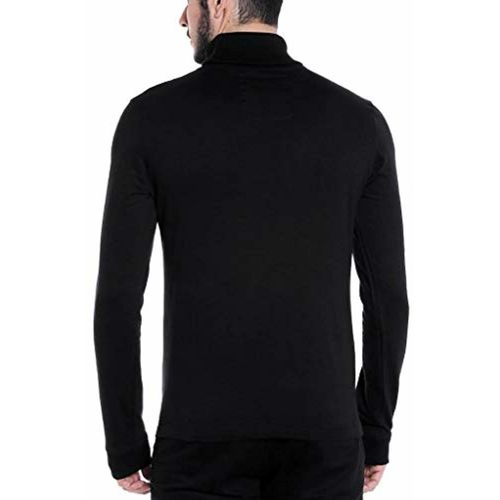 3504294b664 ... Dream of Glory Inc. Men s Cotton Full Sleeve High Neck Sweatshirts for  Men Also in ...