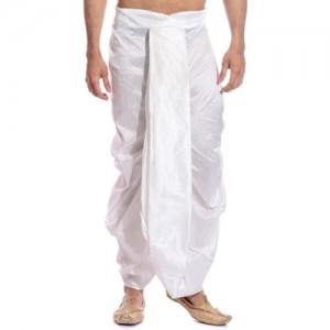 Larwa Men's Dhoti