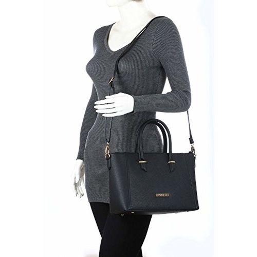 Caprese Porsche Women's Tote Bag (Black)