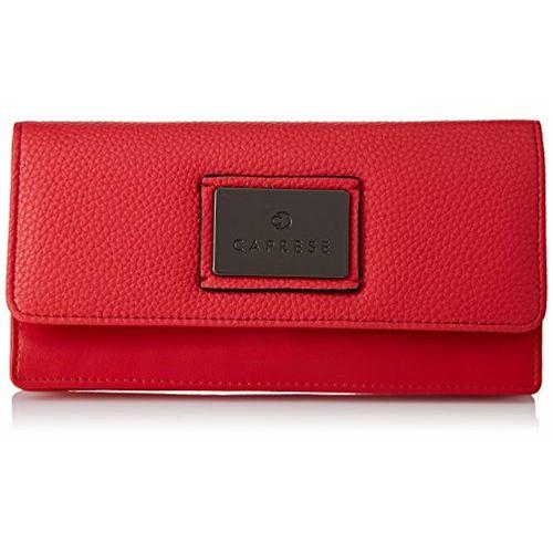 Caprese Cuba Women's Wallet (Bright Coral)