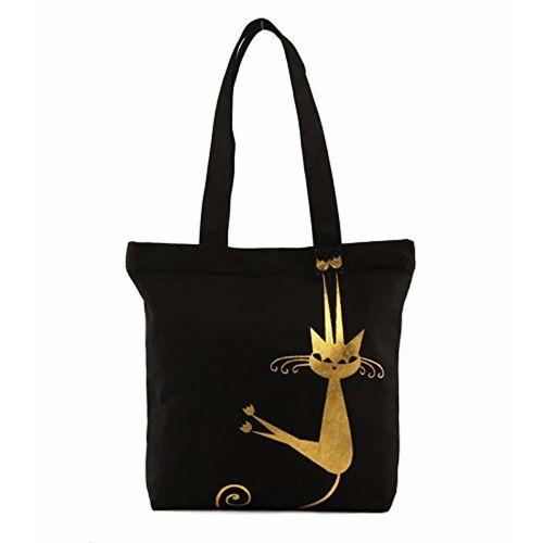 Vivinkaa Women's Tote Bag (Black)