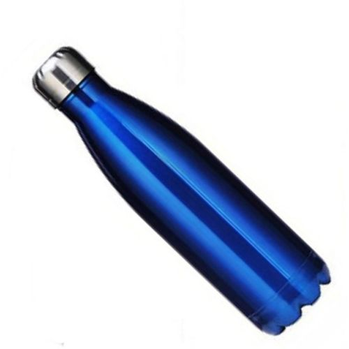 BUY SURETY Vacuum Flask Double Wall INSULATED HOT AND COLD BOTTLE WITH SLINGING BAG 350 Bottle(Pack of 1, Multicolor)