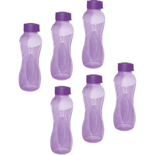 Milton Igo 500 ml Bottle(Pack of 6, Purple)
