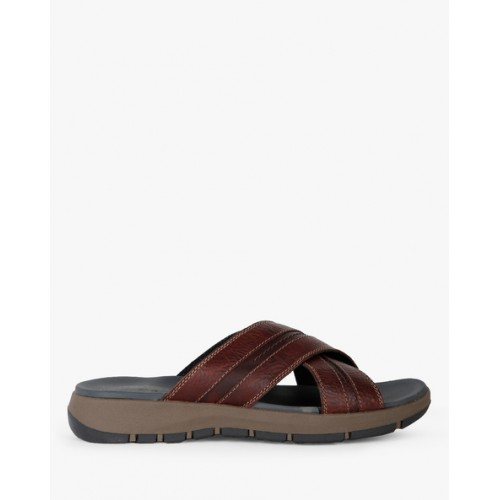 b264a94c3734 Buy CLARKS Brixby Cross Strappy Slip-On Sandals online
